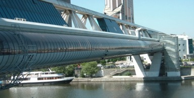 Bagration Bridge IMAGE