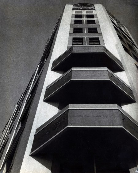 'Mosselprom Building' Photography, 1926