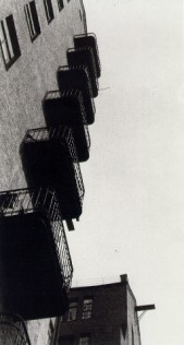 'Balconies' Photography, 1925