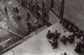 'Working With Orchestra' Photography, 1933